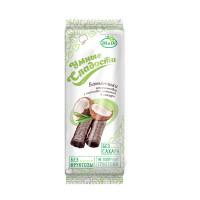 Батончики без глютена «Умные сладости» с кокосовой начинкой 20г