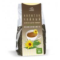 Чай из ферментированного листа и цветков топинамбура, 50г