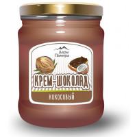 Крем-шоколад кокосовый, 230г
