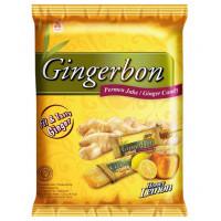 """Имбирные конфеты жевательные """"Gingerbon"""" с медом и лимоном, 125г"""