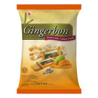 Имбирные конфеты жевательные с манго, Gingerbon, 125г