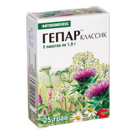 Фитокомплекс Гепар-Классик 5 пакетов