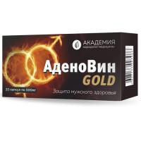 Капсулы АденоВин GOLD