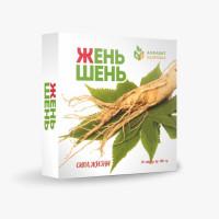 Женьшень «Сила Жизни» пищевая добавка на основе растительных экстрактов