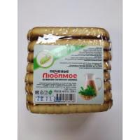 Печенье Топленое молоко со стевией и фруктозой 200г ТМ СахарOFF