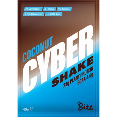 Шейк Кокос, Cyber Bite, 40 г