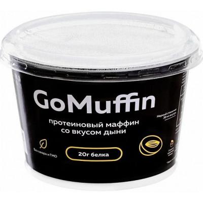Протеиновый маффин Дынный Go Muffin, Васко, 54 г