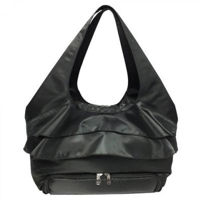 Женская сумка Asana Tote Stealth (черный/черный), 6 Pack Fitness