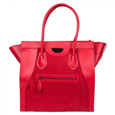 Женская сумка Victoria Elite Tote Red (красный), 6 Pack Fitness