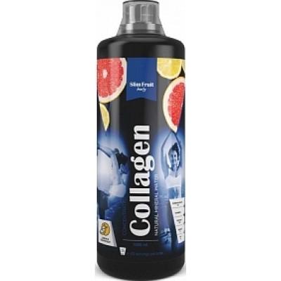 Collagen Support Лимон и грейпфрут (евробутылка черная), 1000 мл, SlimFruit