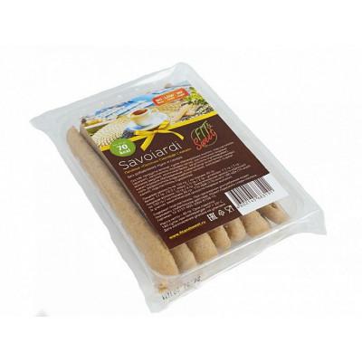 Печенье савоярди шоколадное, Фитэндсвит, 40 г