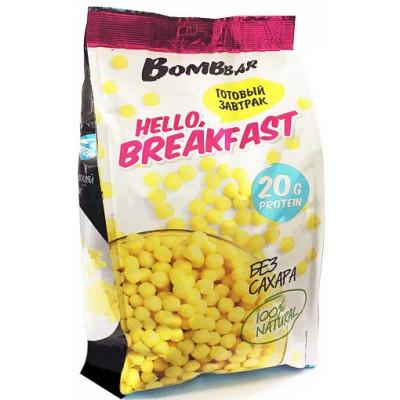 Готовый протеиновый завтрак, Bombbar, 250 г