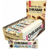 Батончик глазированный Тирамису с молочной начинкой, ChikaLab, 60 г
