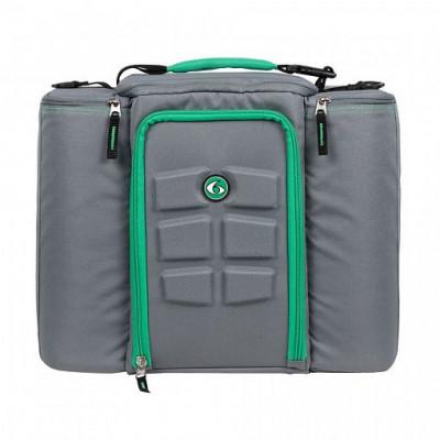 Сумка для питания Innovator 500 Grey/Green (серый/зеленый), 6 Pack Fitness