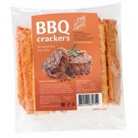 Крекеры со вкусом барбекю, Fit & Sweet, 100 г