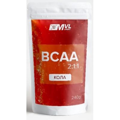 BCCA Кола, MVL, 240 г