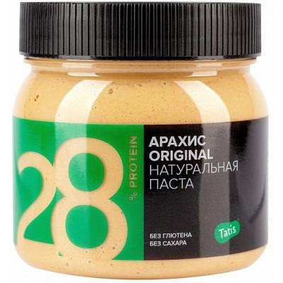Паста арахисовая натуральная, Tatis, 500 г