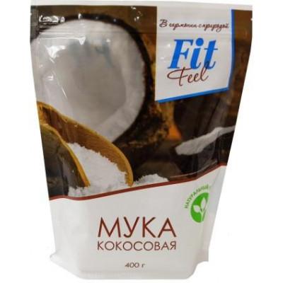 Мука кокосовая, ФитFeel, 400 г