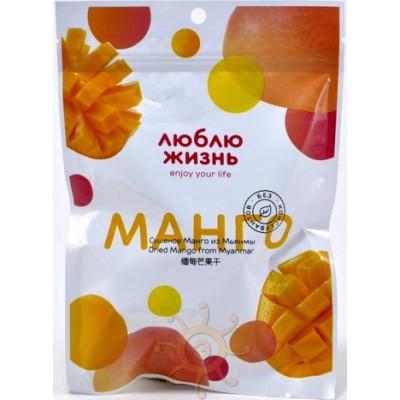 "Сушёное манго ""RIPE MANGO"", 80 г"