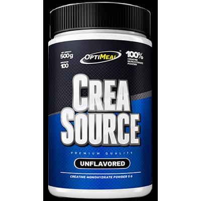 CREASOURCE (без вкуса), OptiMeal, 500 г (100 порций)