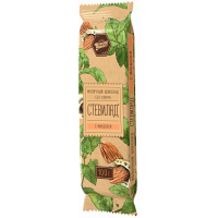 "Стевилад молочный шоколад ""Миндаль"" №12, Вкуснолето, 50 г"
