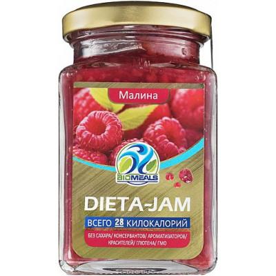 Джем Малина, Dieta-Jam, 230 г