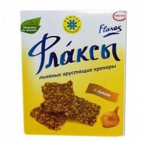 Флаксы с луком льняные, Компас Здоровья, 150 г