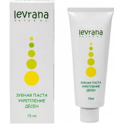 Зубная паста Укрепление десен, Levrana, 75 мл
