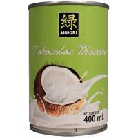 Кокосовое молоко 7%, Midori, 400 мл, ж/б