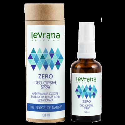 Дезодорант ZERO без аромата, Levrana, 50 мл
