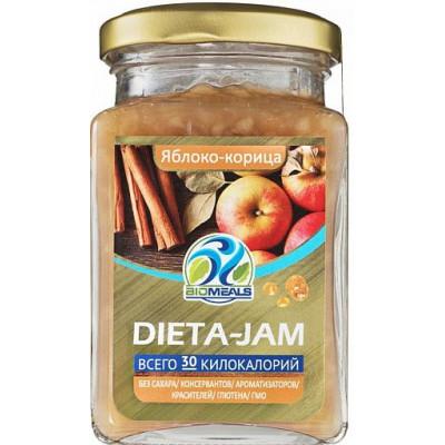 Джем Яблоко-корица, Dieta-Jan, 230 г