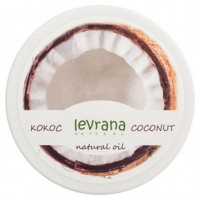 Кокосовое натуральное рафинированное масло, Levrana, 150 мл