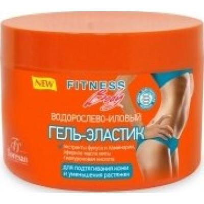 Водорослево-иловый гель-эластик для подтягивания кожи и уменьшения растяжек, Floresan, 500 мл