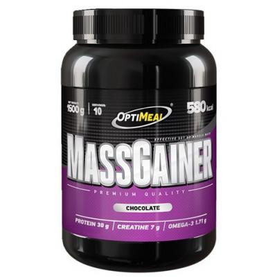 MASS GAINER, OptiMeal, 1500 г (10 порций)