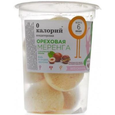 Меренга ореховая, 0 калорий, 16 г