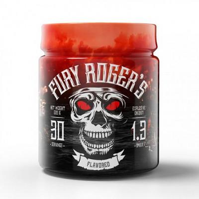 Предтренировочный комплекс Fury Roger's, OptiMeal, 225 г (30 порций)