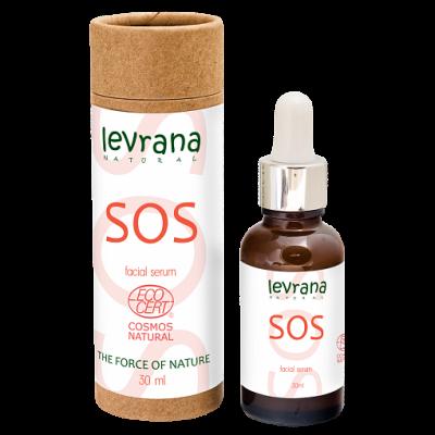 """Сыворотка для лица """"SOS"""", Levrana, 30 мл"""