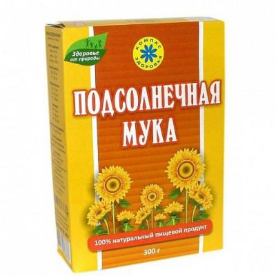 Мука подсолнечная, Компас Здоровья, 300 г