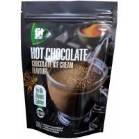 Горячий шоколад -напиток быстрорастворимый со вкусом шоколадного пломбира, Фитактив, 200 г