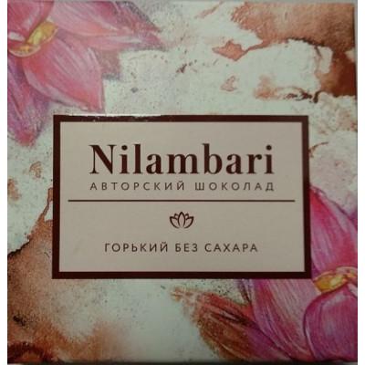 Шоколад Nilambari горький без сахара, Greenmania, 65 г