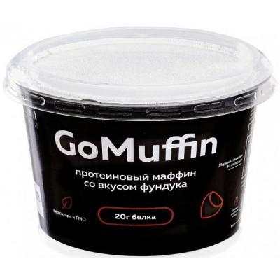 Протеиновый маффин Фундуковый Go Muffin, Васко, 54 г