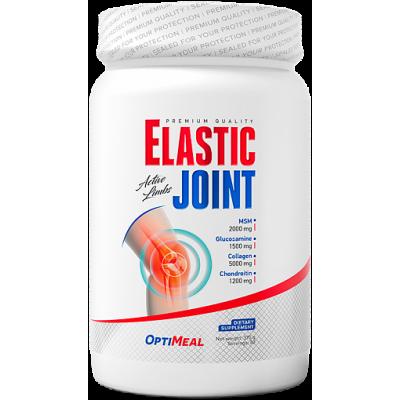 Противовоспалительный комплекс для суставов и связок Elastic Joint, OptiMeal, 375 г / З0 пор.
