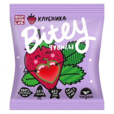 Чувис Bitey «Клубника», 20 г