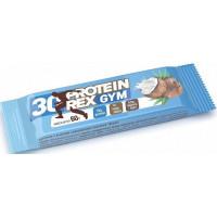 Батончик протеиновый Кокос GYM 30%, ProteinRex, 60 г