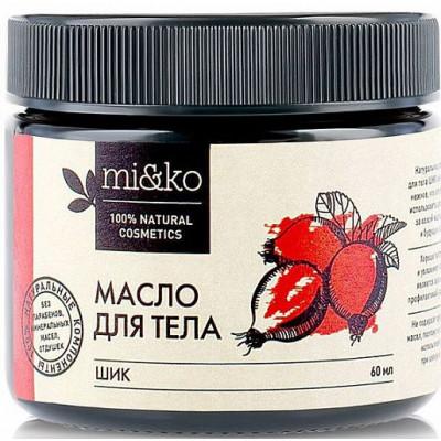 Масло для тела от растяжек Шик, Mi&Ko, 60 мл