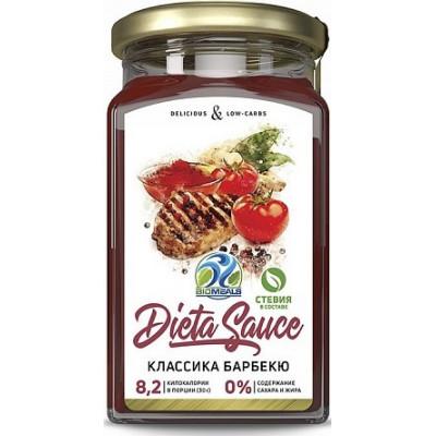 Соус Классика Барбекю, Dieta Sauce, 310 г