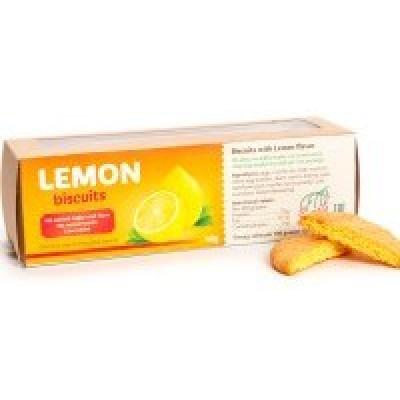 """Песочное печенье """"Лимонное"""", Fit&Sweet, 43 г"""