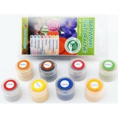 Набор порошковых красителей, Food Colours, 8 шт. по 3 г