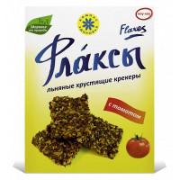 Флаксы с томатом льняные, Компас Здоровья, 150 г