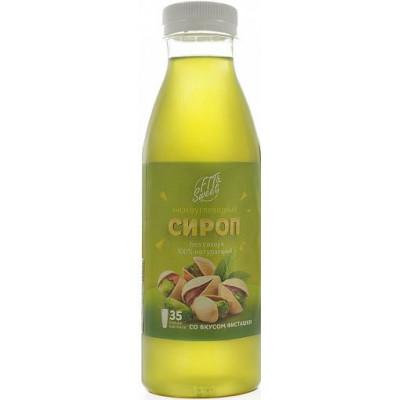 Сироп со вкусом Фисташки, Фитэндсвит, 525 г